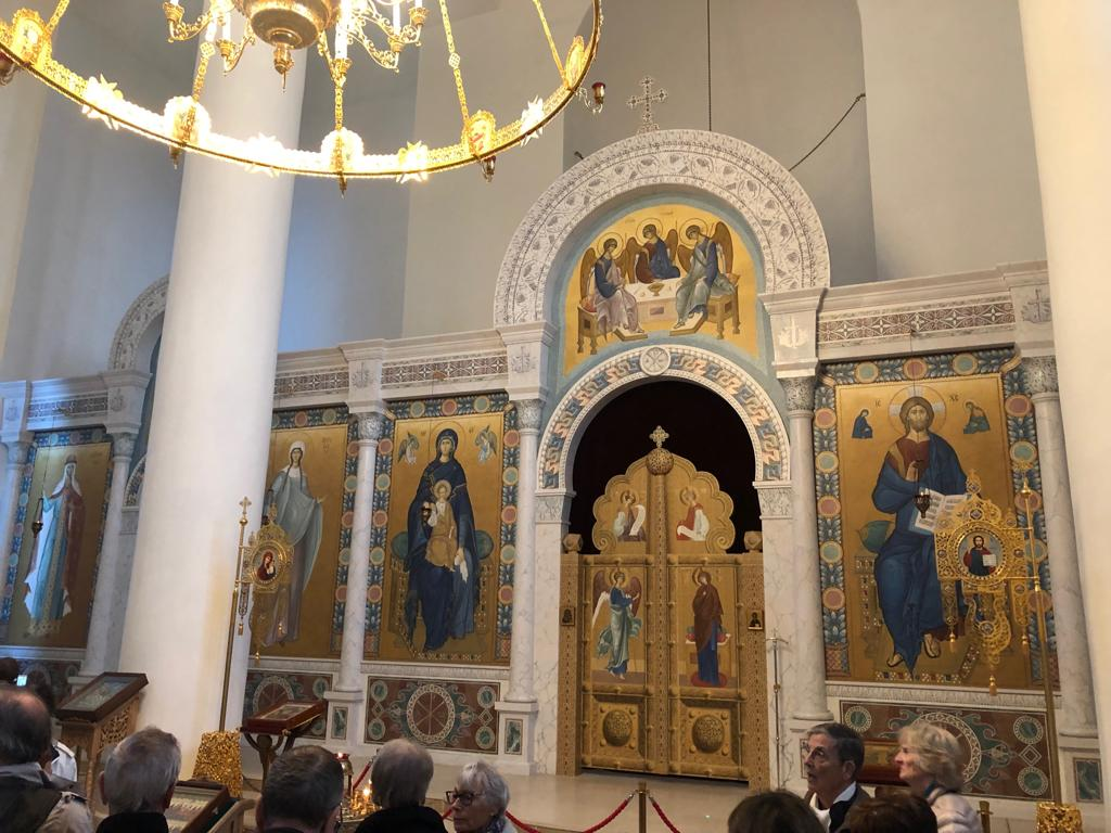 Cathédrale de la Sainte Trinité