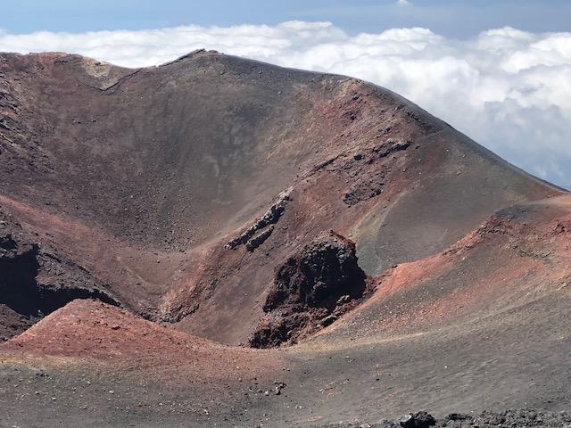Cratère formé en 2017