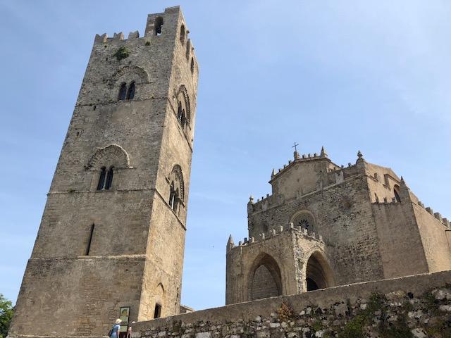 Eglise Sainte Marie à Erice