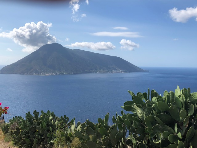 L'île de Salina