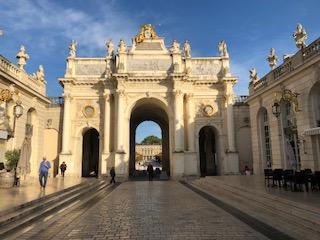 La Place Stanislas de jour