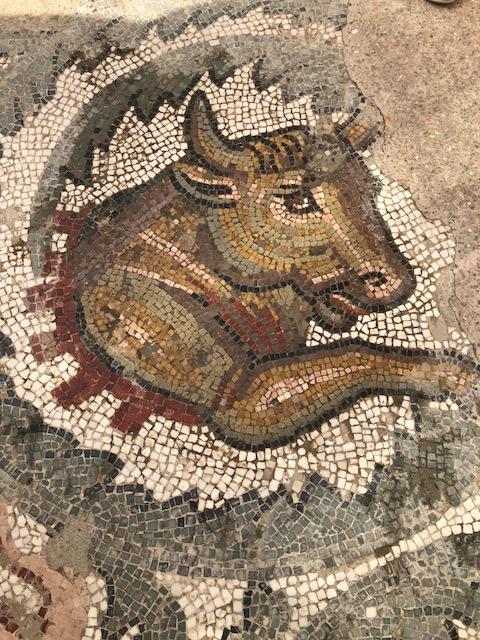 La Villa romaine Del Casale - mosaïques 2
