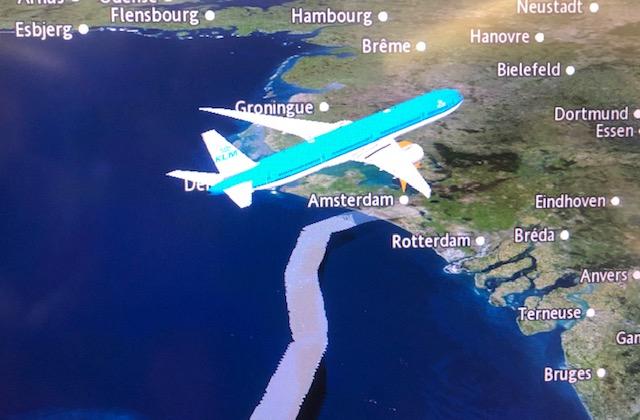 Le 16 avril, première étape à Amsterdam, bientôt le Raincy ...