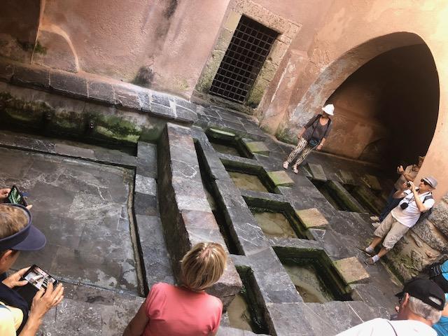Le lavoir médiéval