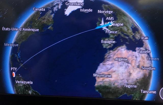 Notre vol du 08 avril