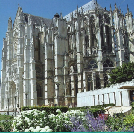 Cathedrale de beauvais
