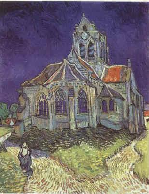 Eglise d auvers