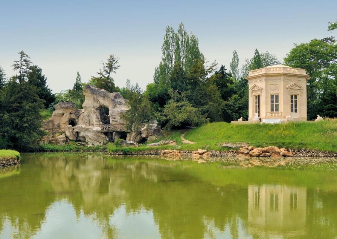 Petit trianon belvedere et grand rocher 2012