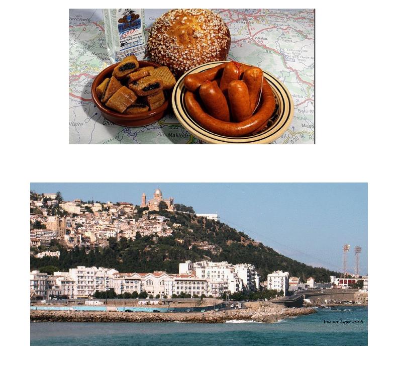 Photos d'Alger